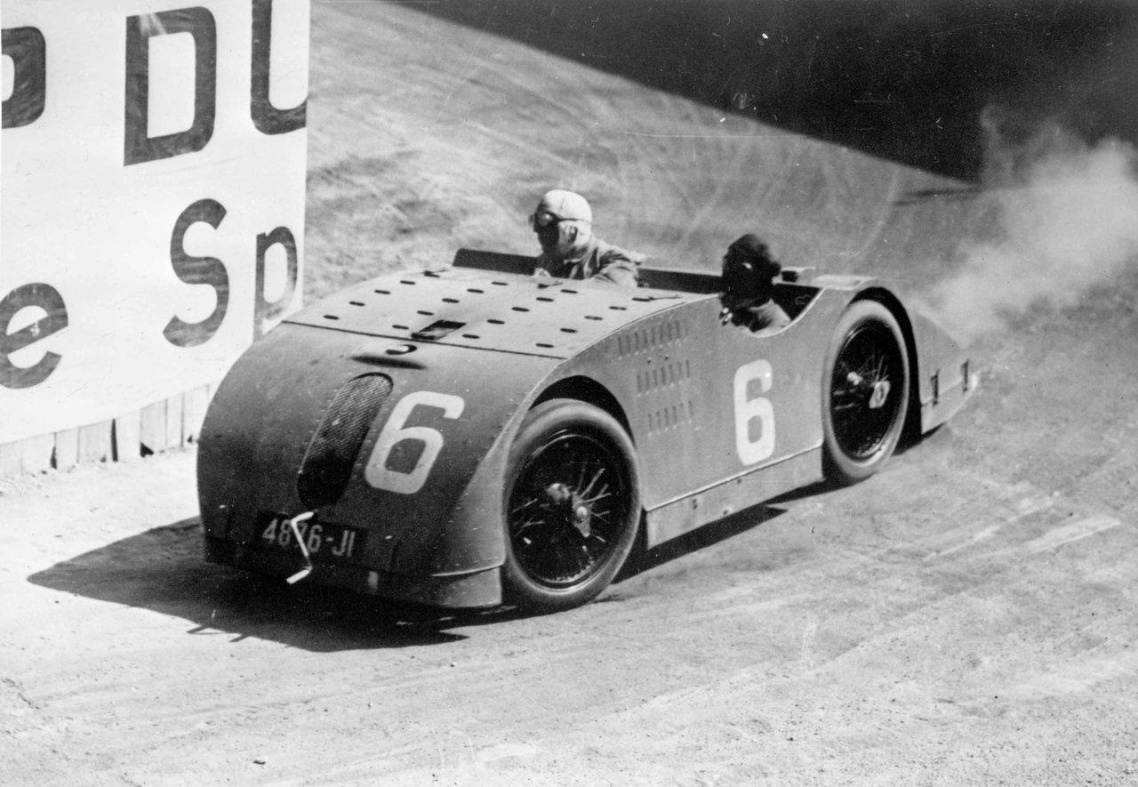 Ettore Bugatti - Ettore Bugatti