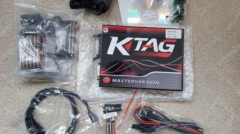EU Red Master Online KTAG V7.020 No Token K-TAG 7.020 V2.25 masini camioane