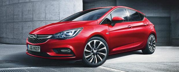 Europenii cumpara si altceva inafara de BMW si VW. Opel a vandut peste un milion de vehicule si nu se opreste aici