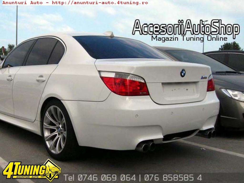 Evacuare Dubla INOX BMW E60 Seria 5 SUPER PRET 299 EURO