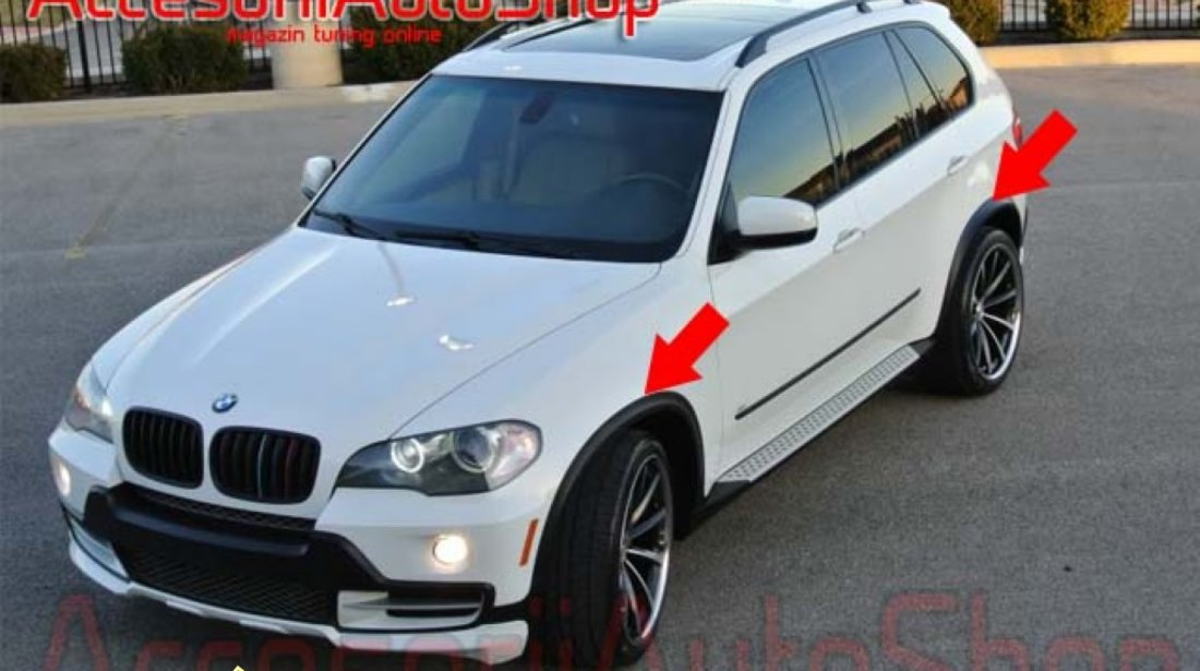Evazari Aripi BMW X5 E70