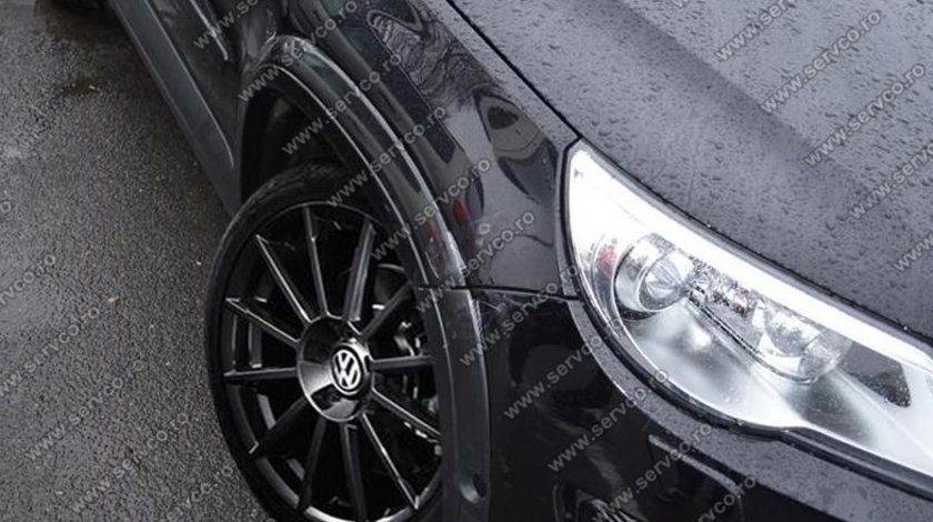 Evazari aripi Volkswagen Tiguan 2007-2014 v1