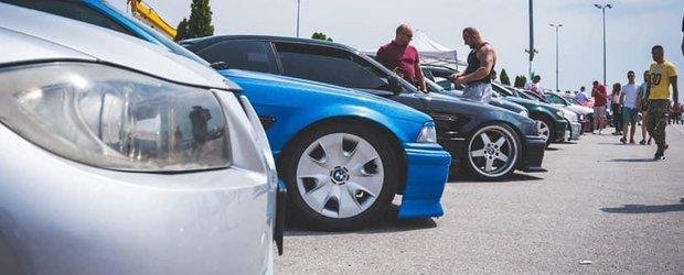 Eveniment cu masini modificate, car-audio si concursuri la Arad, pe 8 iunie