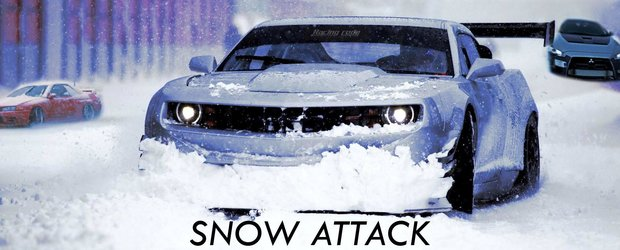 Eveniment Snow Attack by Legal Racing -ANULAT!