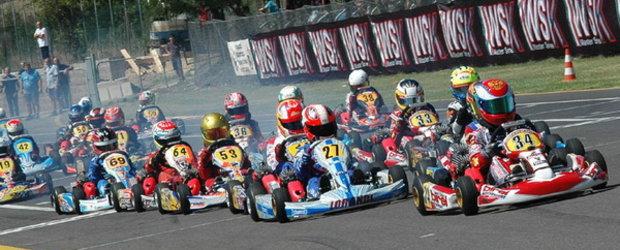 Evolutia pilotilor de karting la WSK Master Series