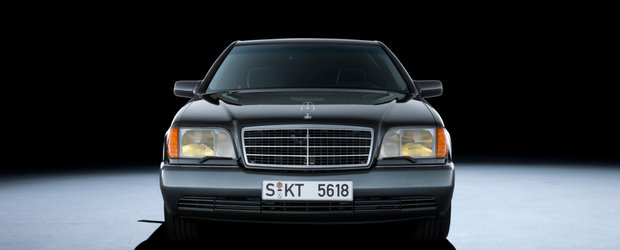 Evolutia unei legende. Cum s-a schimbat in timp cea mai luxoasa limuzina a planetei: Mercedes S-Class