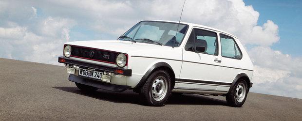 Evolutia unei legende. Cum s-a schimbat in timp cel mai cunoscut hot-hatch al planetei: Volkswagen Golf GTI