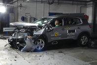 Evoque si C5 Aircross la Euro NCAP