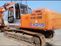 Excavator Fiat Hitachi EX 215
