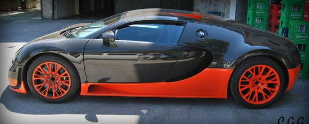 EXCLUSIV: Bugatti Veyron Supersport World Record Edition isi face din nou aparitia!