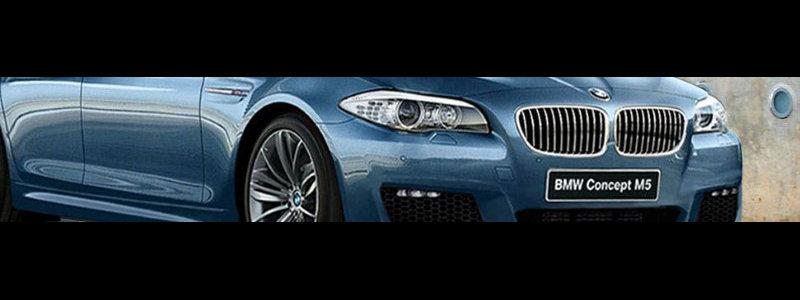 EXCLUSIV: Prima poza cu noul BMW M5!!!