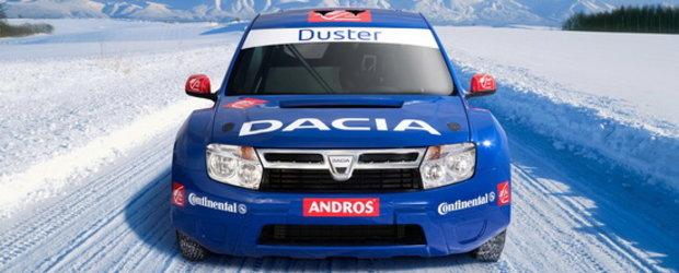 Exclusiv! Se pregateste Dacia Duster de 850 cp!