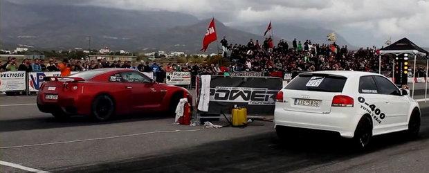 Exelixis Motorsport reuseste un nou record: 8.3 secunde pe 402 metri!