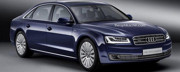 Exercitiu de imaginatie: Audi-urile de astazi cu grila frontala de ieri