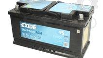 Exide baterie pornire 95ah 850a start-stop agm