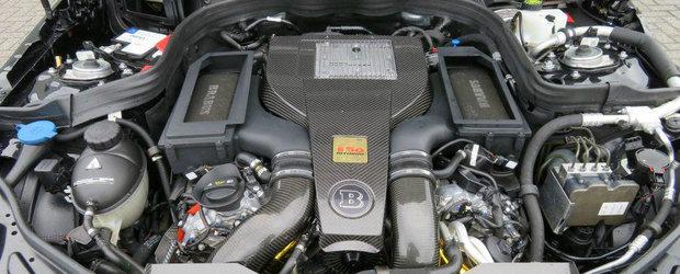 Exista un motiv extrem de serios pentru care acest Mercedes de 850 CP se vinde doar cu atat