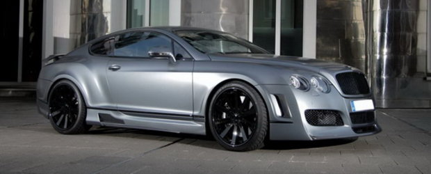 Explozie de putere: Anderson Germany modifica extremul Bentley Continental Supersports