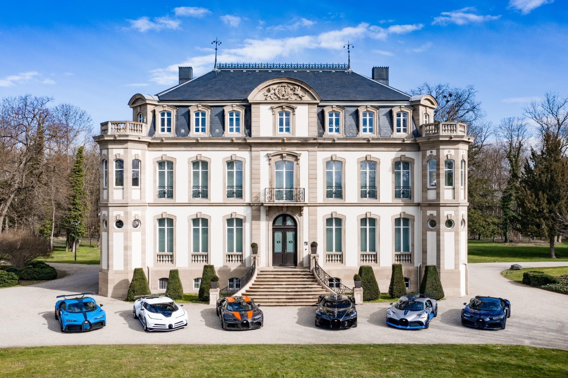 Expozitie Bugatti - Expozitie Bugatti
