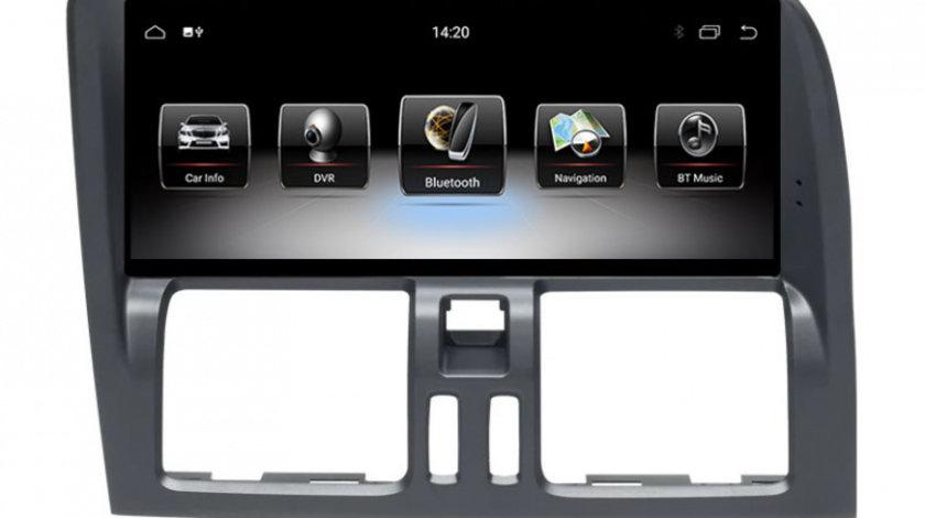 EXT-XC60-12-PX6 Navigatie dedicata Volvo XC60 2012-2014 PX6 Android GPS Internet