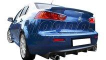 Extensie bara spate Mitsubishi Lancer X limuzina N...