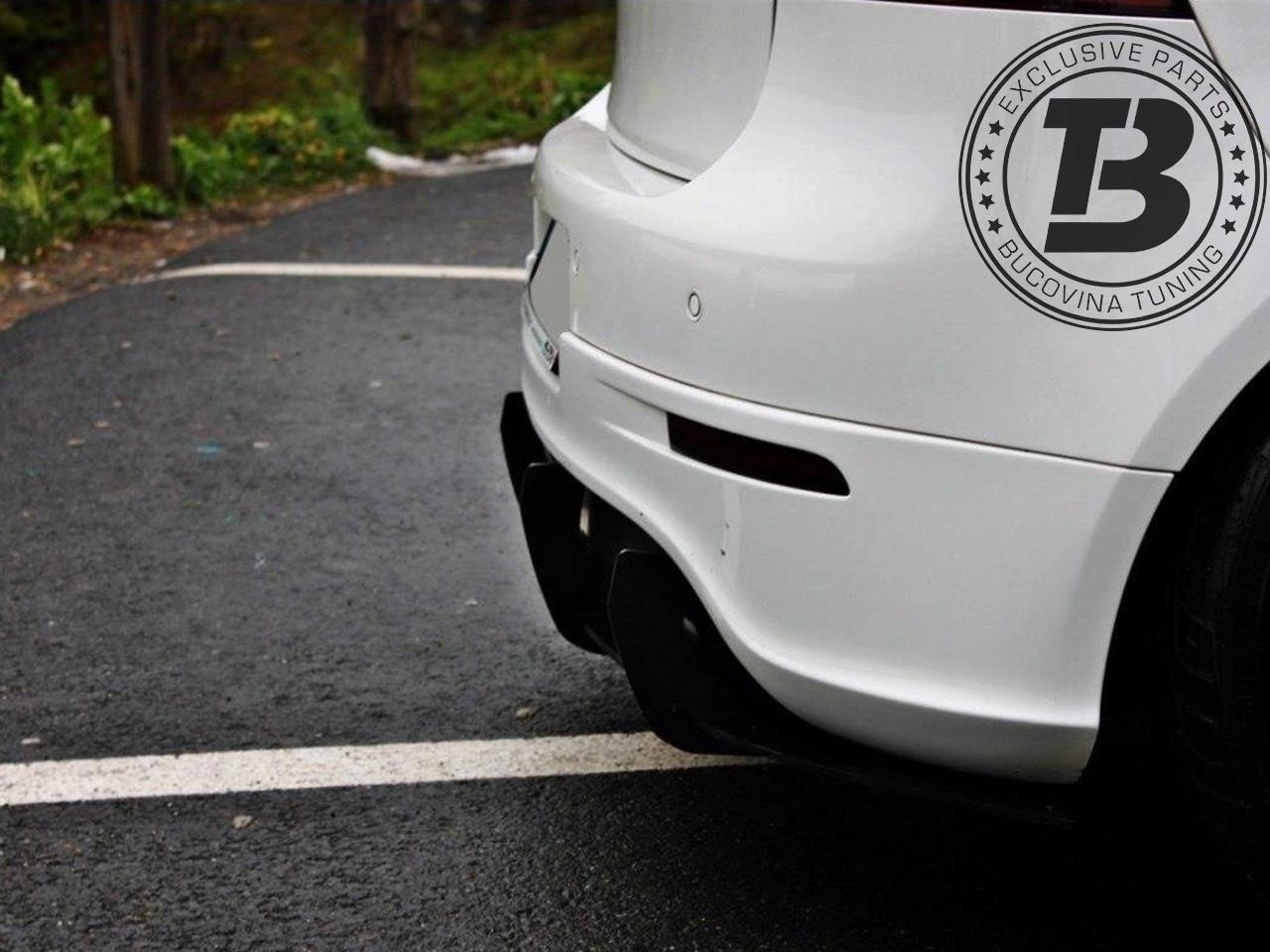 Extensii laterale Bara spate VW Golf 5 (03-08) R32 CNC Maxton Design