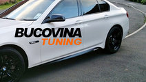 Extensii praguri laterale BMW Seria 5 F10/ F11 (10...