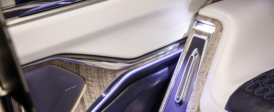 Exteriorul e nebunie curata, dar stai sa vezi cum arata interiorul. In plus, motorul V8 dezvolta acum 700 de cai si aproape 1.000 Nm