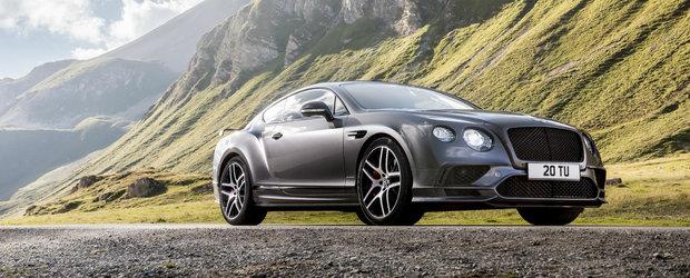 Fa cunostinta cu cel mai extrem Bentley de pana acum: 700 de cai si 1017 Nm