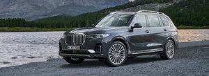 Fa cunostinta cu cel mai luxos SUV din istoria BMW. El este noul X7!