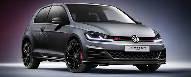 Fa cunostinta cu cel mai rapid GOLF GTI din istoria Volkswagen. Are 290 de cai si atentie...nu este editie limitata