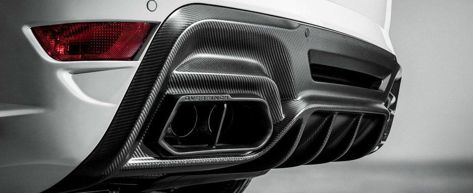 Fa cunostinta cu SuperSport, un Range Rover Sport SVR tunat de Overfinch. Productie limitata la 25 de unitati