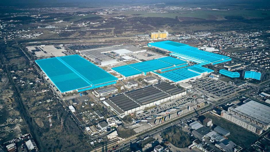 Fabrica Ford din Craiova