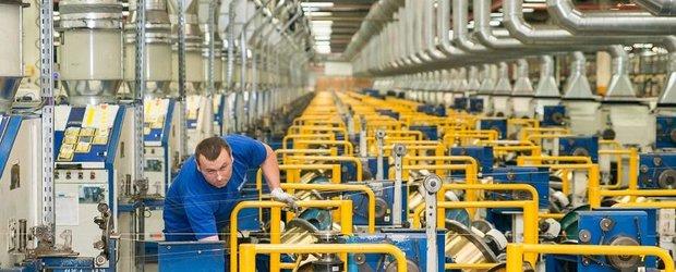 Fabrica Michelin din Zalau isi creste capacitatea de productie