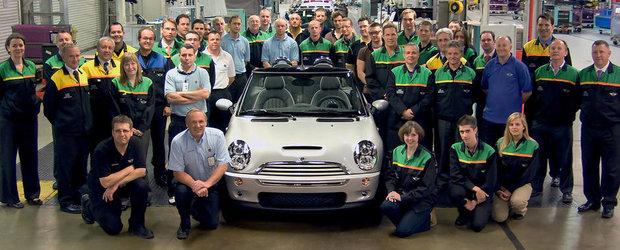 Fabrica Mini din Anglia a implinit 100 de ani de existenta