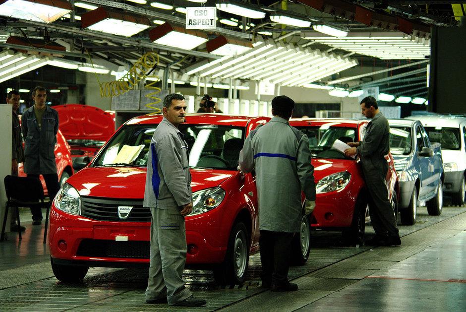 Fabrici Dacia