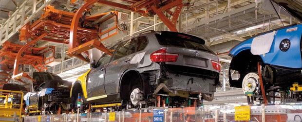 Fabricile BMW vor lucra la capacitate de 110% in restul anului