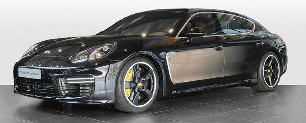 Fabuloasa suma pentru care se vinde acest Porsche Panamera