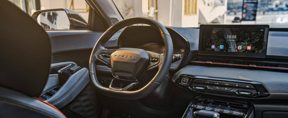Face masinile Dacia sa para din secolul trecut. Daca de maine se vinde si in Romania, Duster isi pierde toti clientii