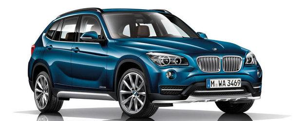 Facelift minor pentru BMW X1