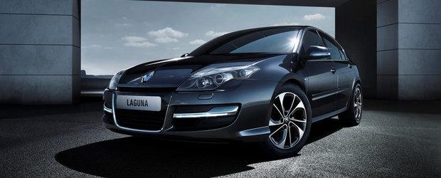 Facelift modest pentru gama de modele Renault Laguna