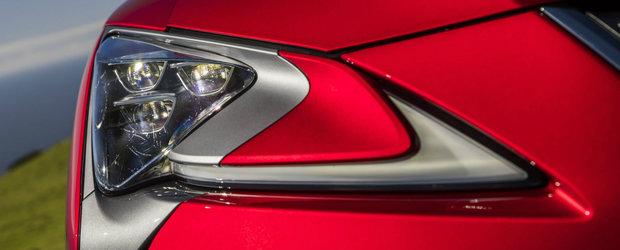 Facelift pentru Lexus LC. Noutatile primite de unul dintre cele mai tari GT-uri de pe sosea