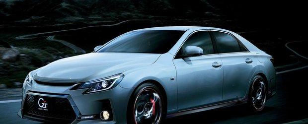 Facelift pentru Toyota Mark X