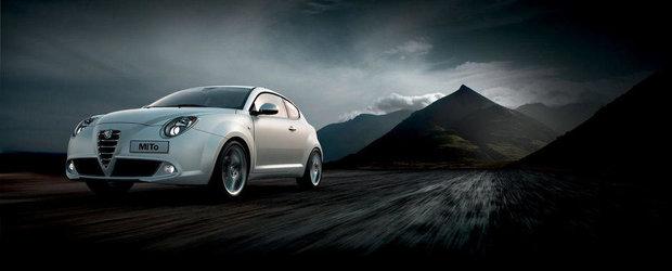 Facelift subtil pentru Alfa Romeo MiTo