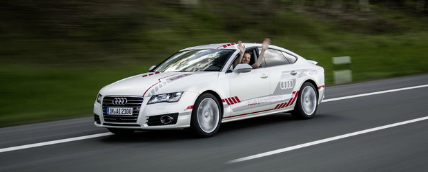 Faceti cunostinta cu Jack, noul concept autonom al celor de la Audi