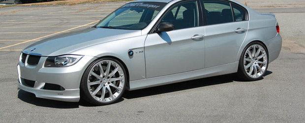 Fan sleepere? Ce-ai zice de un BMW 325i cu motorul V10 de pe M5 E60?