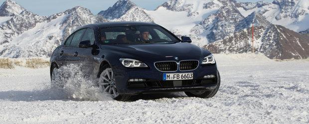 Fanii Audi au facut un filmulet anti-BMW, in care fac de rusine sistemul xDrive