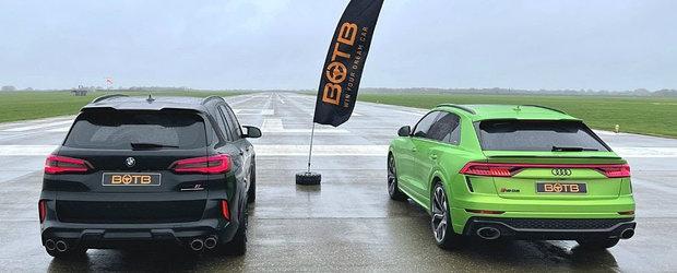 Fanii Audi nu mai ies din case de rusine. Sistemul lor de tractiune preferat a pierdut in fata rivalilor de la BMW