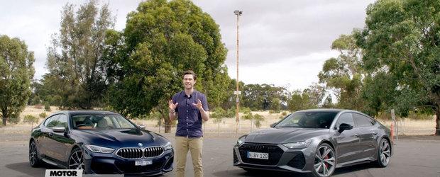 Fanii BMW sunt in lacrimi. Masina lor favorita a pierdut de 3 ori impotriva rivalei de la Audi