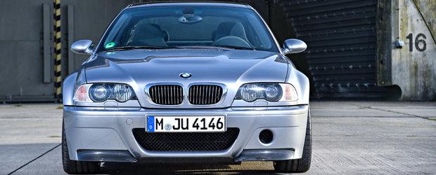 Fanii BMW vor plange la vederea acestor poze. Cum s-a schimbat in timp grila legendarului M3