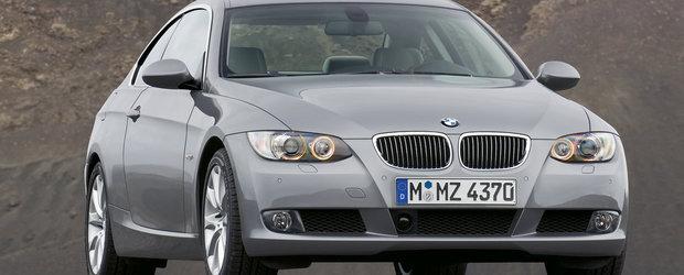 Fanii BMW vor plange la vederea acestor poze. Cum s-a schimbat in timp grila celebrului Seria 3 Coupe